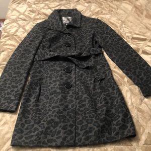 Pretty Kenzie Pea Coat-Used